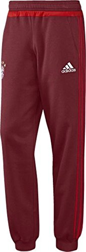 adidas Shorts Sweat Pants Jogginghose, Craft Red F12/Fcb True Red, XS