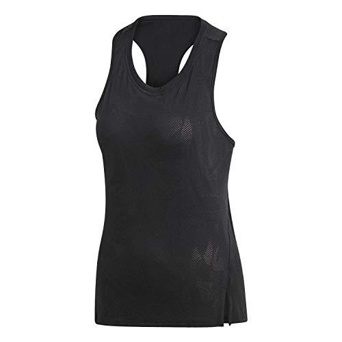 adidas Damen Aeroknit Tanktop Black S