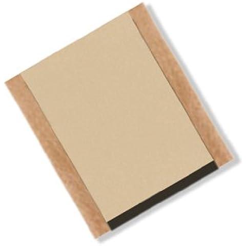 """TapeCase 5-4496B 1/2-2R In polietilene espanso Tape, 62 (mil spessore 1,6 mm), 1,27 (0,5"""") 5,08 cm x cm (2"""") rettangolare, confezione da 5 pezzi"""