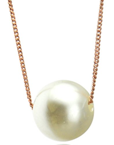 saysure-18k-gold-plated-classic-simulated-pearl-necklaces-jewelry