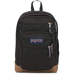 JANSPORT Cool Student Backpack Black Schoolbag JS0A25DD008 JANSPORT Bags