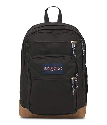 JANSPORT Cool Student Backpack Black Schoolbag JS0A25DD008 JANSPORT Bags