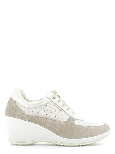Enval 3919 Sneakers Donna Beige 41
