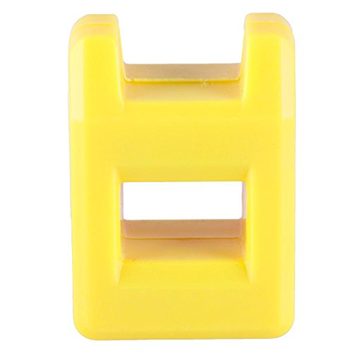 rungao Mini 2in 1Magnetisierer Entmagnetisierer Schraubendreher Tipps Magnetische Werkzeug