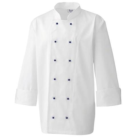 Premier - Boutons pour veste de chef (lot de 12) (Taille unique) (Bleu marine)