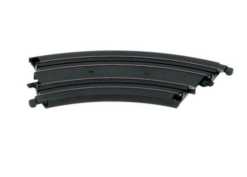 Scalextric - SCAG106 - Véhicule Miniature - Tronçon Courbe 45° - 2 Pièces - 229 mm