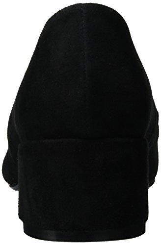 Steve Madden Cormac Pump, Escarpins Bout Ouvert Femme Noir (Black)