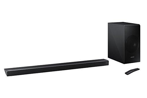 Samsung Sound+ HW-MS650  Barra de Sonido inalámbrica (Bluetooth, Wi-Fi), Negro