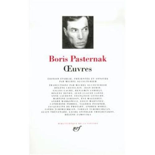 Pasternak : Oeuvres