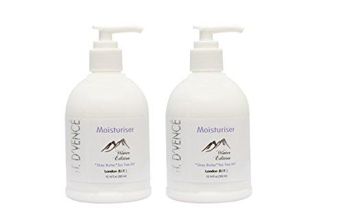 ST. D'VENCÉ Body Moisturiser Winter Edition for Very Dry Skin (300 ml (Pack of 2 - No Parabens   No Mineral Oils))