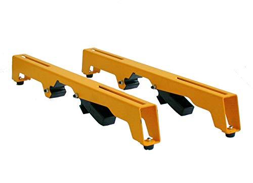 DeWalt Maschinen-Montageset (groß, Zubehör für Universal-Untergestelle, passend für DE7023, DE7033 und DE7035) DE7030