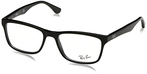 Ray-Ban RAYBAN Herren Brillengestell 5279, Schwarz (Black), 53