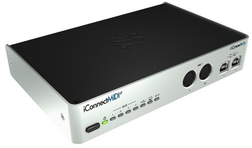 iConnectivity Recording und Computer MIDI4+ L Interface