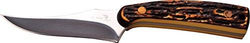 Elk Ridge ER-299 Serie, Taschenmesser KUNSTKNOCHEN Griff, 8,26 cm Outdoormesser ROSTFREI...