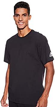 Adidas Men's Must Haves Plain Tee T-Sh