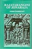 Rajatarangini of Jonaraja