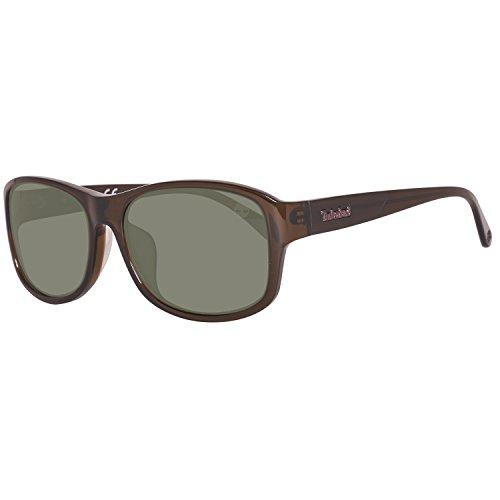 Timberland occhiali da sole tb9062-f 98r 59 herren farbe braun sunglasses uomo