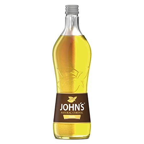 Johns Vanilla Vanillesirup 0,7 Liter Sirup für Cocktails
