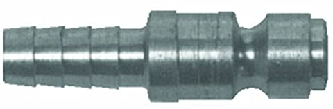 Dixon Valve DCP1745 Steel Air Chief Industrial Interchange Air Fitting, Quick-Connect Plug, 1/2 Coupling x 1/2 Hose ID Barbed, 150 CFM Flow Rating by Dixon Valve & Coupling