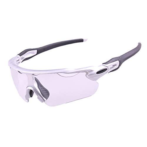 LAIABOR Rahmen Polarisierte Radfahren Sonnenbrille Für Damen und Herren Autofahren Laufen Radfahren...