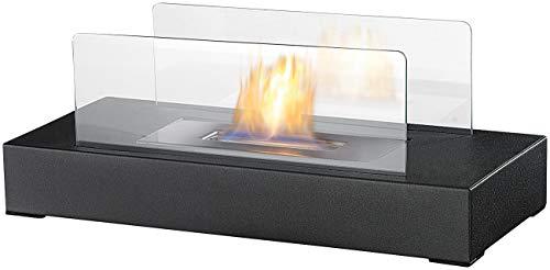 Carlo Milano Ethanol Ofen: Tischkamin Avantgarde XS für Bio-Ethanol (Lounge Feuer)