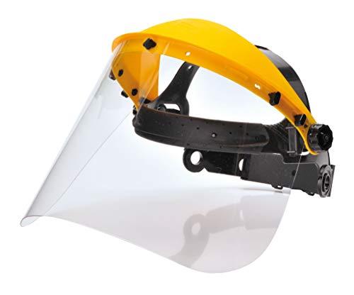 Portwest PW91CLT Gesichtsschutz mit durchsichtigem Schutzschirm