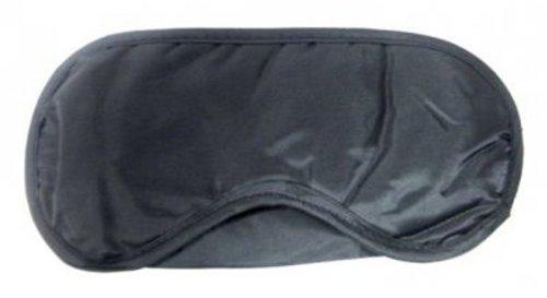 Schlafbrille/Schlafmaske, Angenehme Seidencharmeuse (Satin-ähnlich), 19 cm x ...