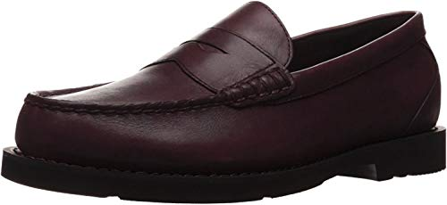 Rockport Shakespeare Circle Burgundy Brush Off