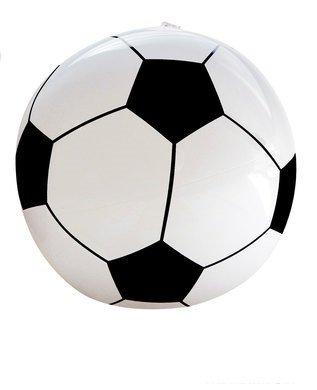 WIDMANN Aufblasbarer Fußball