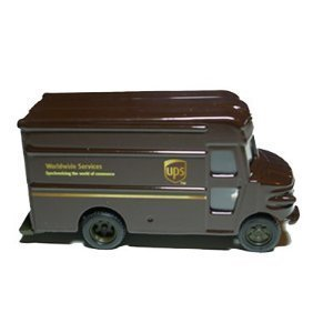 UPS Delivery Die Cast Truck 1:55 Scale by DieCast