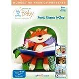 Hooked On Baby: Read Rhyme & Clap [DVD] [Region 1] [NTSC] [US Import]