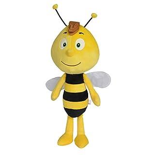 Simba- Maya l'abeille Willy Figurine en Peluche, 109341003, 30 cm