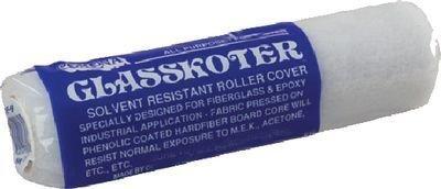 4 GLASSKOTER 3/8 NAP (WHITE) by Corona Brush -