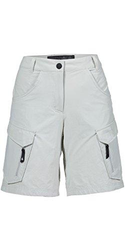 Musto - Damen - wesentliche UV Schnelle Dry Shorts in Platin - bequem und flexibel Active für den Sommer