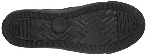 Richter Kinderschuhe Fedora, Baskets Basses Fille Gris - Grau (Anthracite/Black 9700)