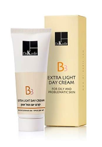 Dr. Kadir B3 Extra Light Day Cream for Oily and Problematic Skin 250ml