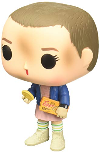 Funko - 421 - Pop - Stranger Things - Eleven with Eggos - Modèle Aléatoire
