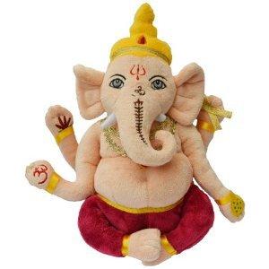 Ganesh-Orsetto di peluche Ganesh Hindu Dio
