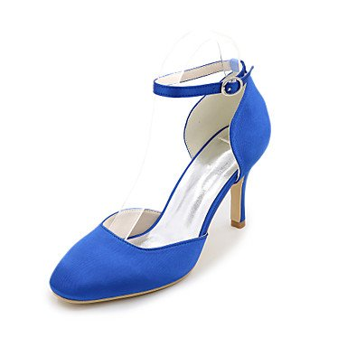 CH&TOU Da donna-Sandali-Casual-Altro-Quadrato-Materiali personalizzati-Blu Argento Dorato blue