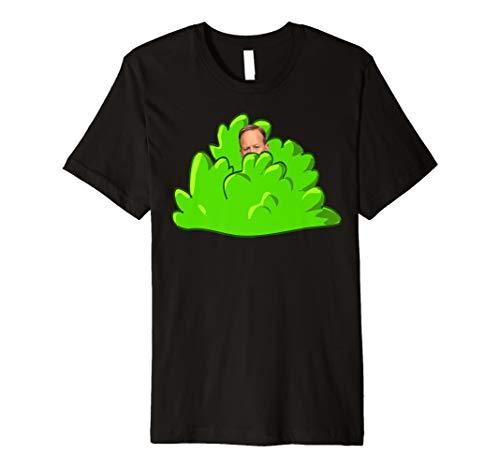 Sean Spicer Verstecken Bush T-Shirt–Spicer in im Gebüsch Shirt