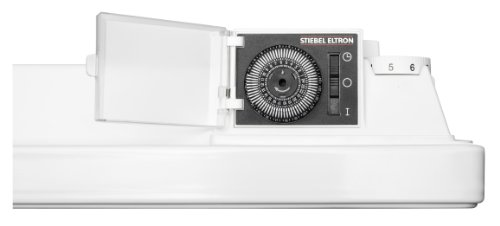 Stiebel Eltron 1.5KW Panel Convector Heater with 24 hr Mechanical Timer