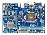 Gigabyte GA-H61M-DS2V Mainboard Sockel 1155 (Intel H61 Express Chipsatz, 4x DDR3 Speicher, PCI-e, ATX, 2x USB 2.0)