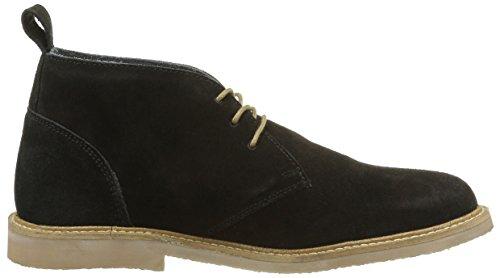 Kickers Damen Tyl Schuhe mit Schnürung Schwarz