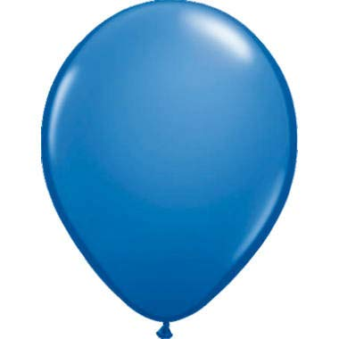 falksson Metallic Globos Globos de la Fiesta Decoración 10Pieza Azul 30cm EI