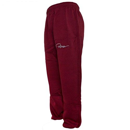 Redrum Unisex Jogginghosen »Plain Pant« Bordeaux