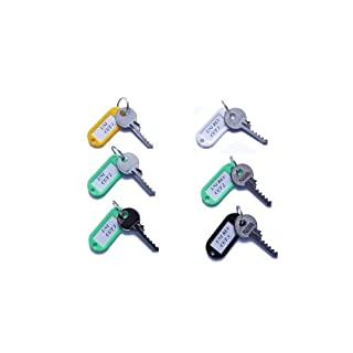 6 Piece Universal Bump Key Set with FREE Easy Pickings Book