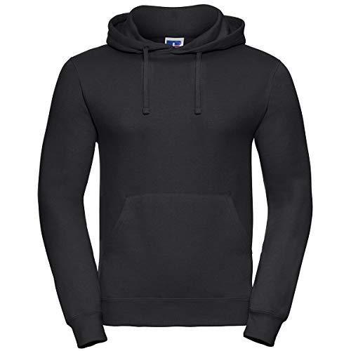 Russell Herren Kapuzen-Sweatshirt R-575M-0 Black XL Russell Athletic-sweatshirt Oxford