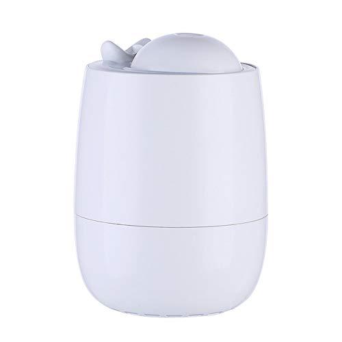 HCFKJ Umidificatore Vaporizzatore Ambient Diffusore di Oli Essenziali Purificatore d'Aria Deodorante Auto Diffusore di Arom