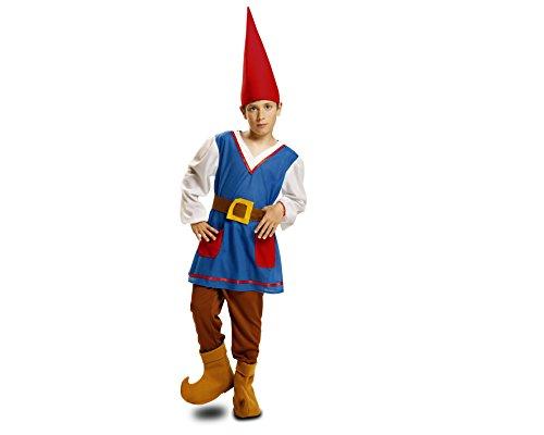 Imagen de my other me  disfraz de gnomo, talla 3 4 años viving costumes mom00751