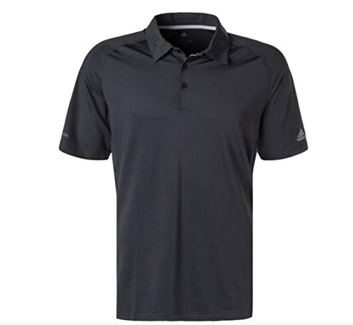 adidas Herren Ultimate Climacool Crestable Polo Poloshirt Schwarz (Negro Dz5577) Medium - Adidas Golf Shirt